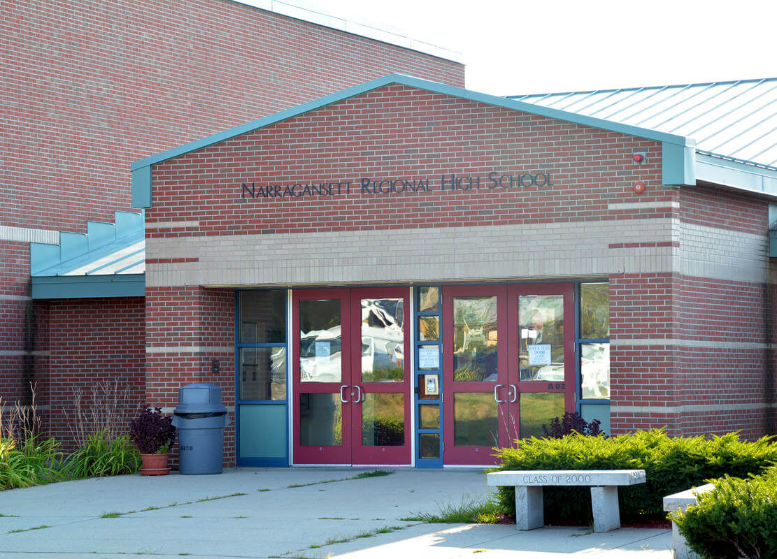 Narragansett Regional High School, Baldwinville MA