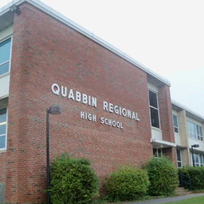 Quabbin Regional High School, Barre MA