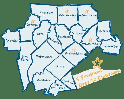 Program Locations